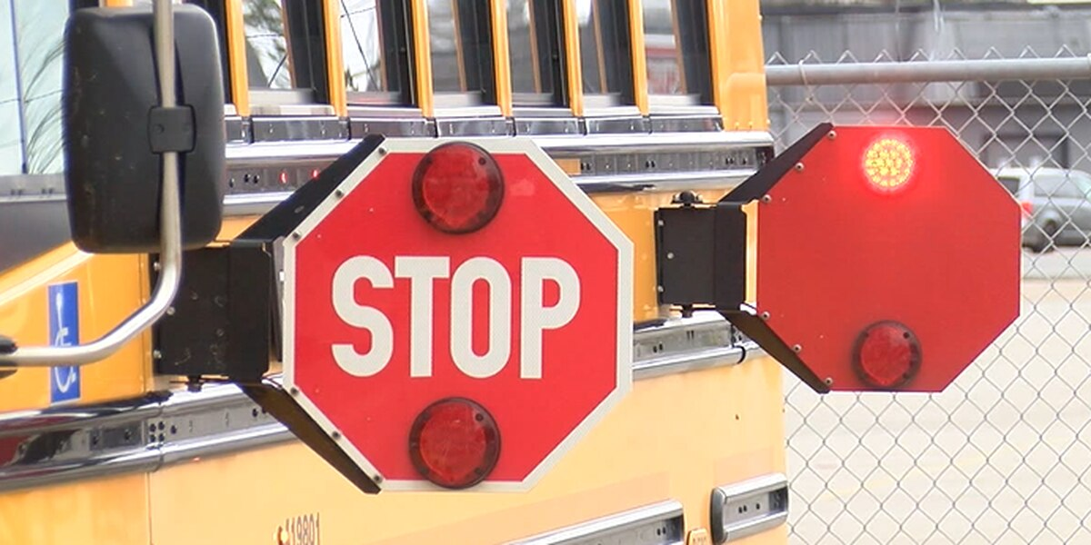 Lukfin ISD encountering bus transportation issues, shortage of drivers