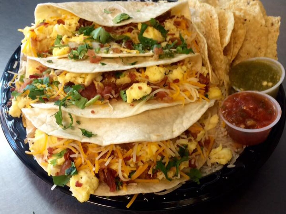 Breakfast taco could become the official state breakfast item of Texas