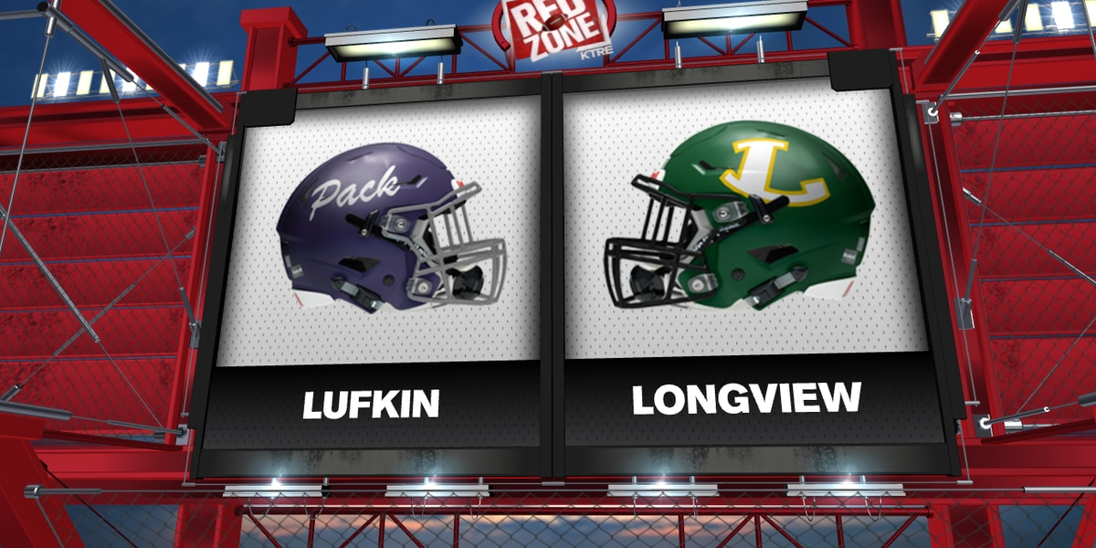 Ticket procedures announced for Longview, Lufkin playoff game