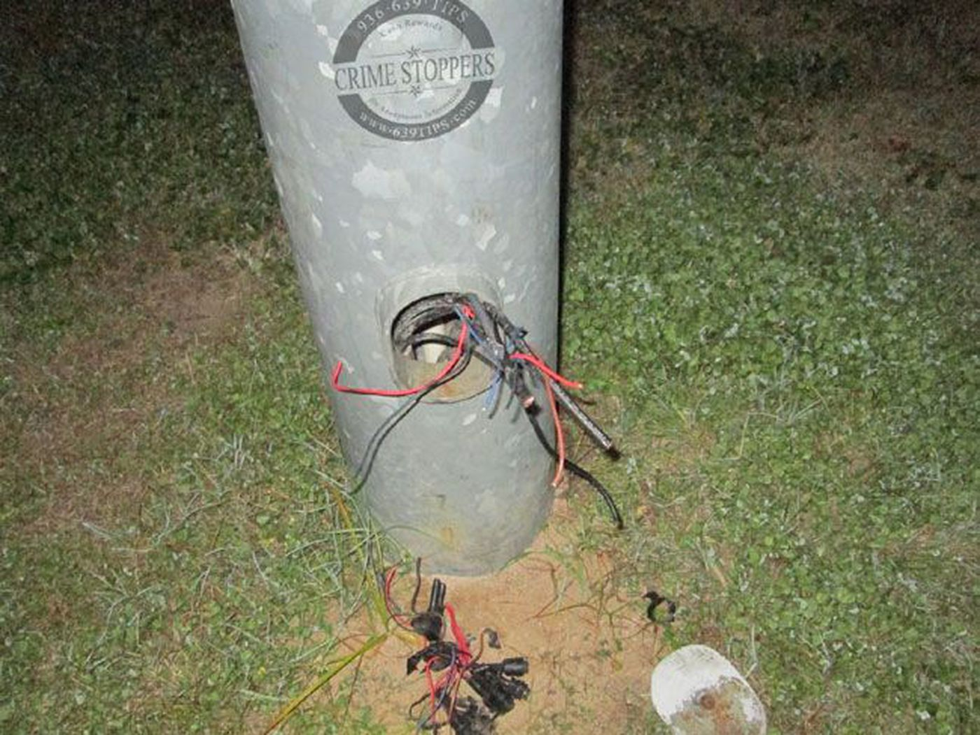Crime Stoppers: Copper thieves do $100K in damage to Pine ...