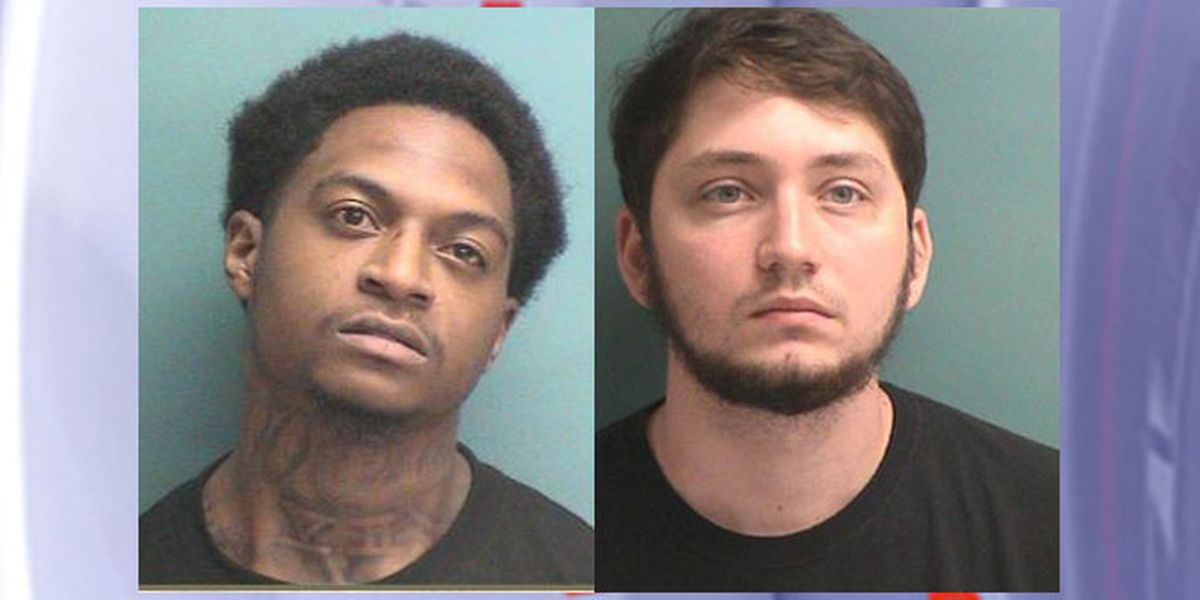 Affidavit: 2 Nacogdoches men arrested after drug deal turns into armed robbery, shooting incident