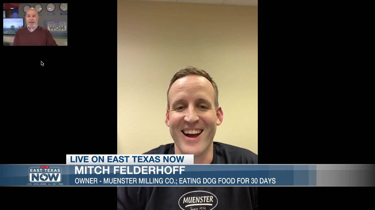 ETN: Co-owner of Muenster Milling Co. talks about eating nothing but company's dog food
