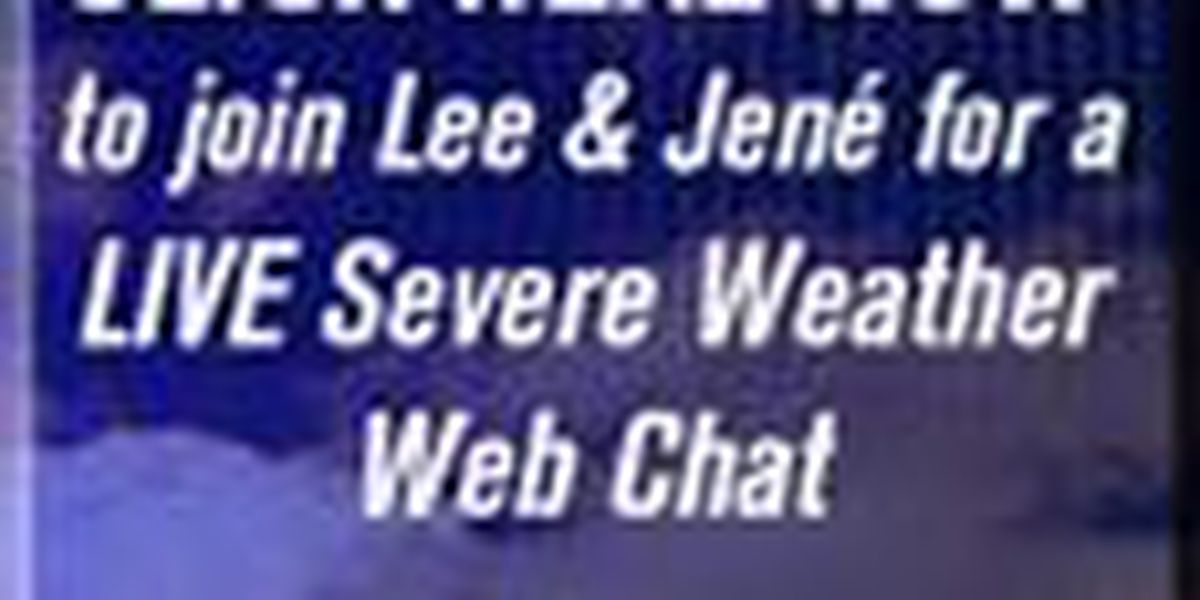 Severe Weather Chat - Live