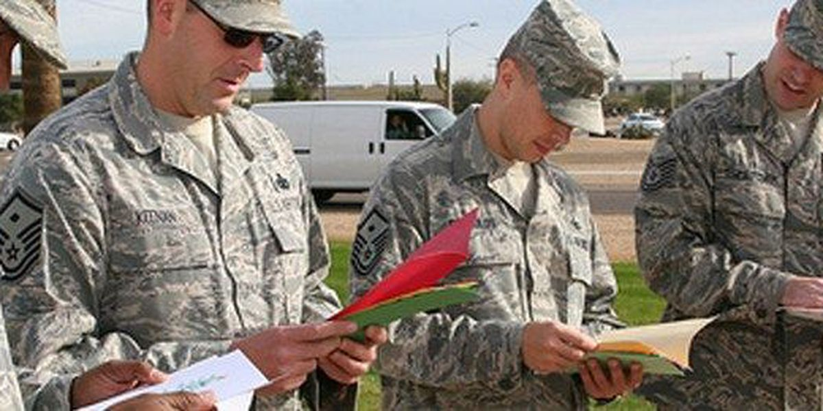 Holiday Mail for Heroes in the Texas Gulf Coast