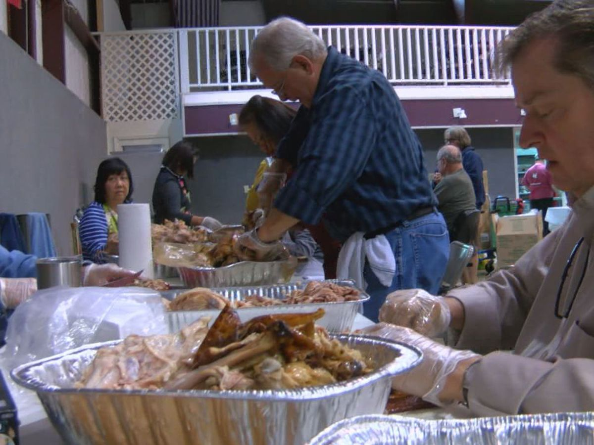 Community Thanksgiving brings Nacogdoches churches together