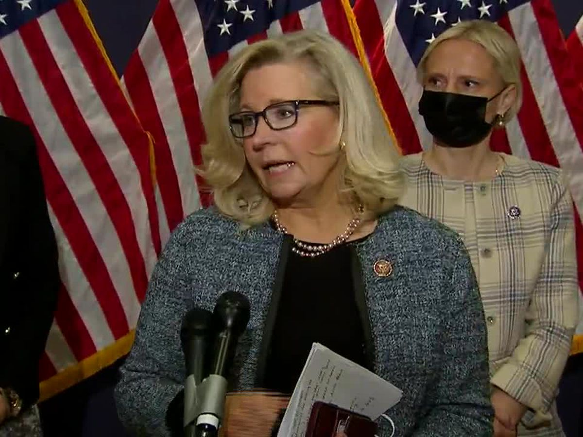 McCarthy sets Wednesday vote on Liz Cheney leadership ouster