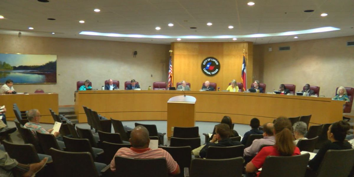 Lufkin City Council votes to save recycling program by bumping solid waste fee