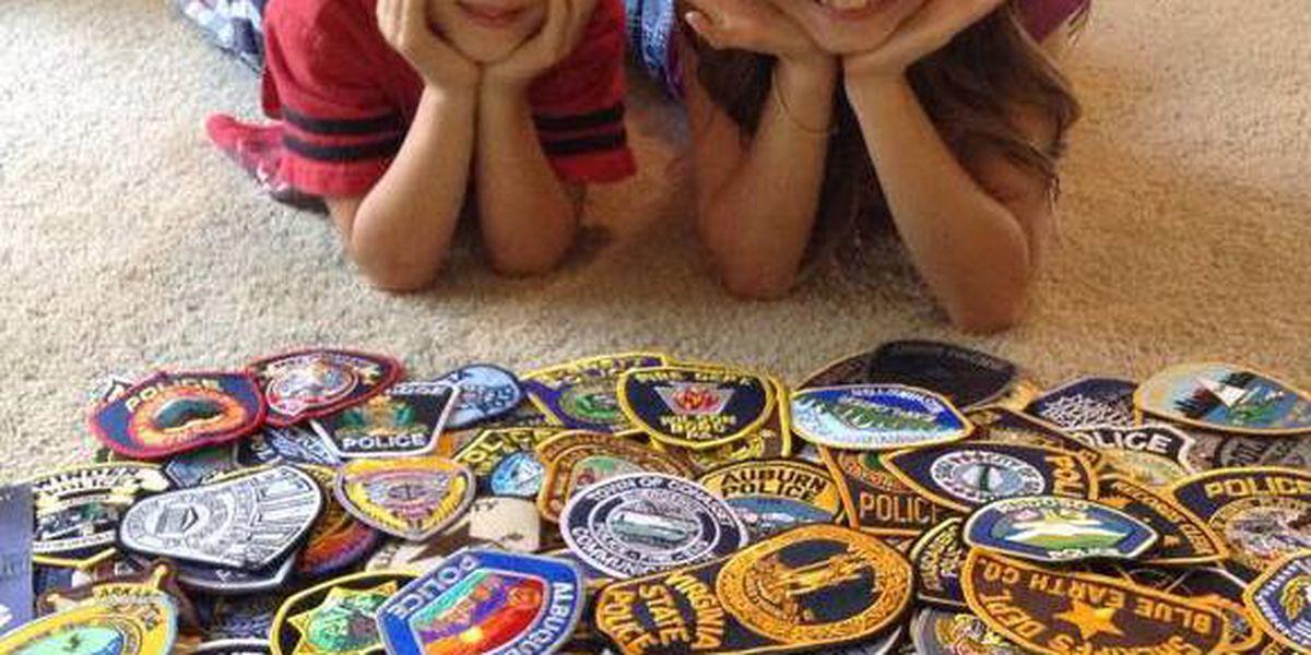 AZ children send words of encouragement to Lufkin Police