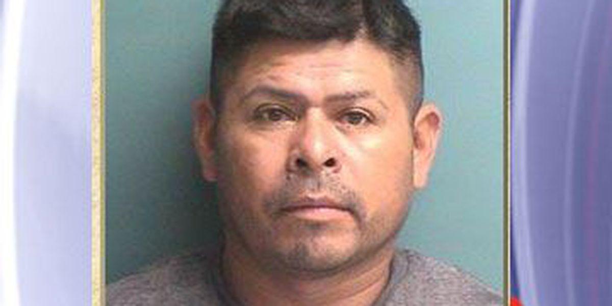 Affidavit: Tenaha man sexually assaulted young girl
