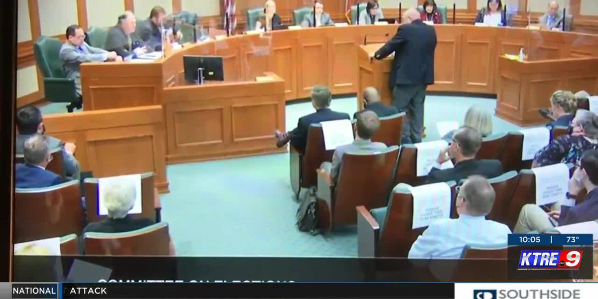 Rep. Travis Clardy on Election Reform proposal of HB 6