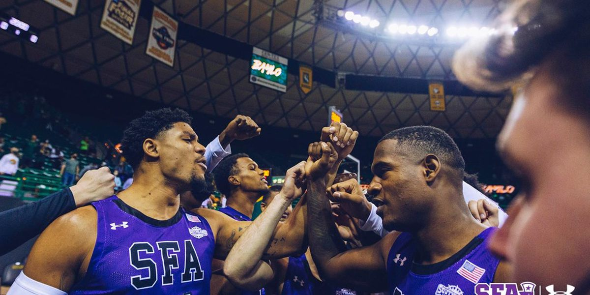 SFA men's basketball program petitions NCAA to shift postseason ban from 2021-22 season to 2020-21 season
