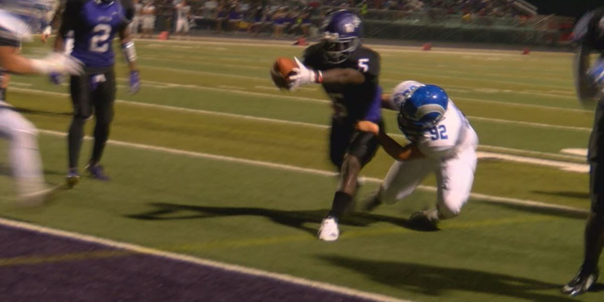 Lufkin seniors looking to reach 8 win regular season for first time