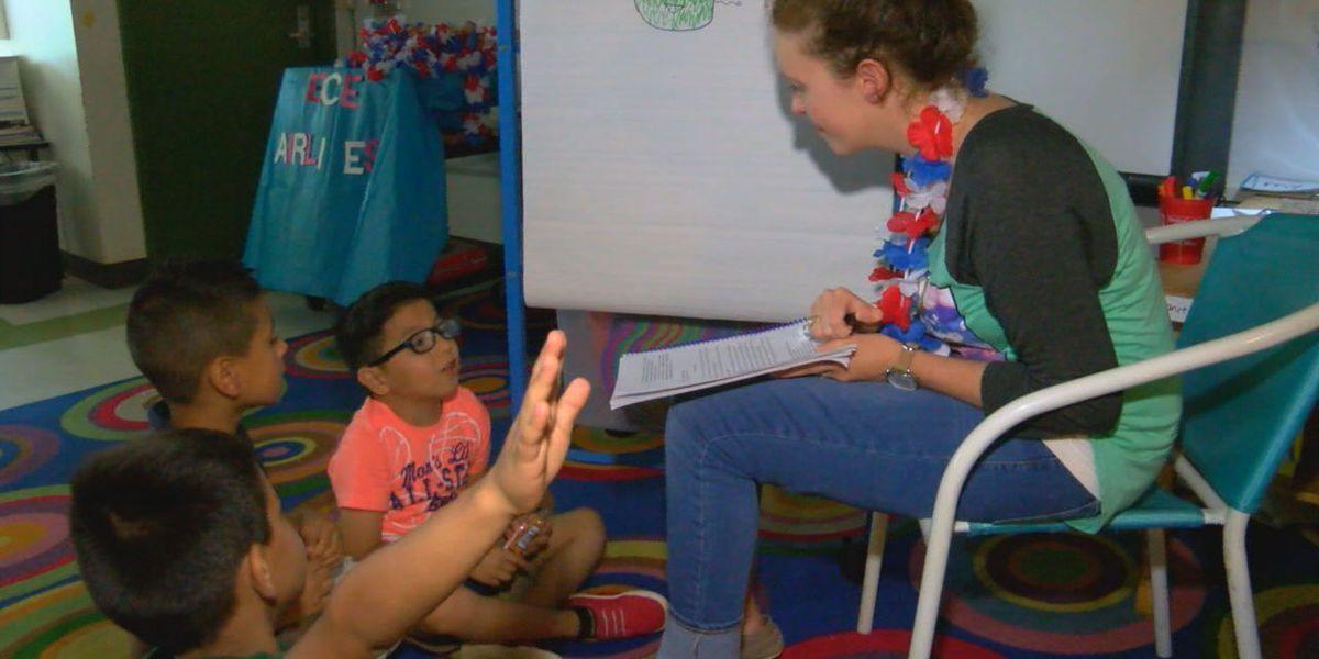 NISD introduces summer school literacy program in fun way