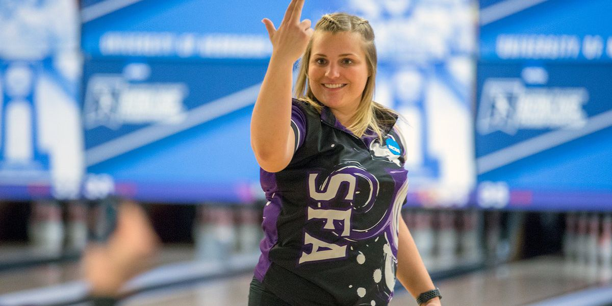 SFA playing for second bowling national championship Saturday