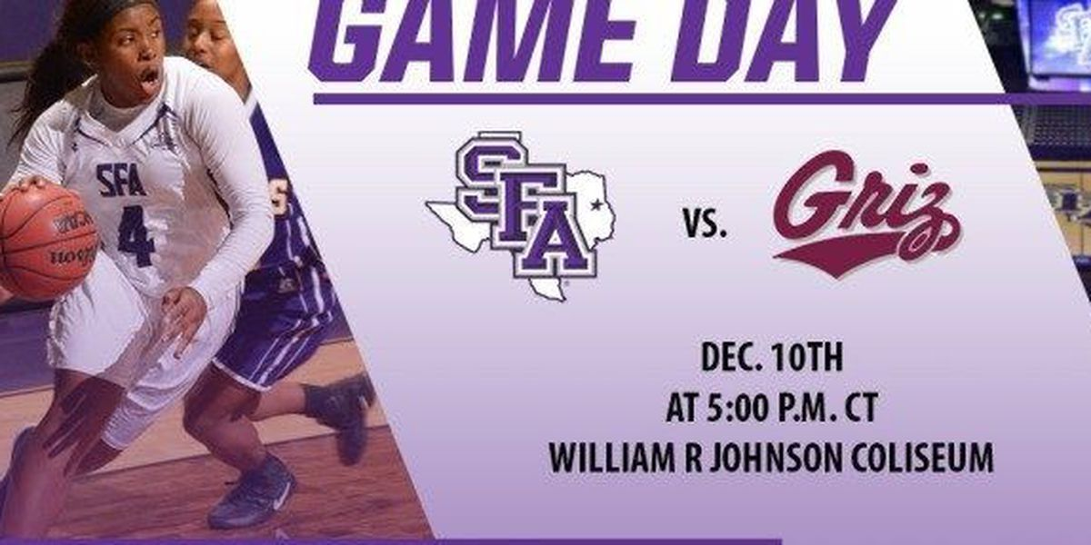 SFA starts four game home series Saturday