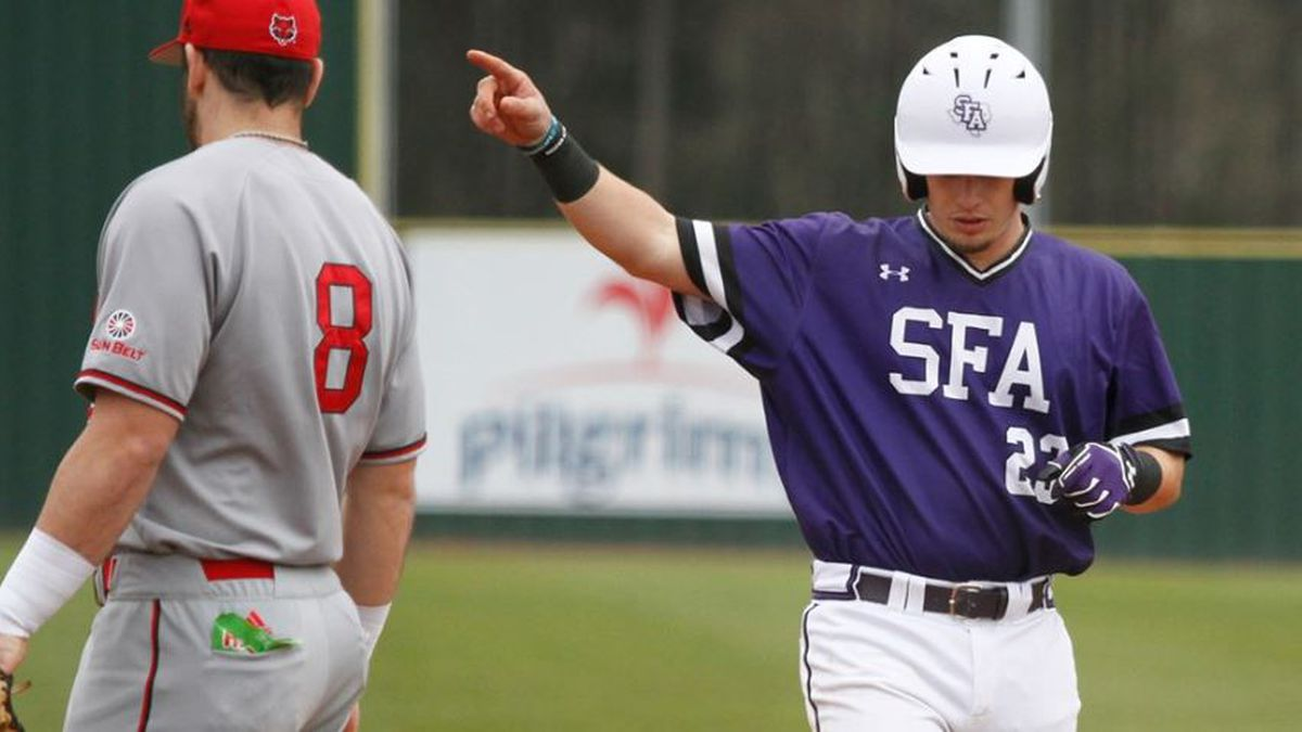 Sixth-Seeded SFA Squares off with Third-Seeded Southeastern La. in Southland Tournament Opener