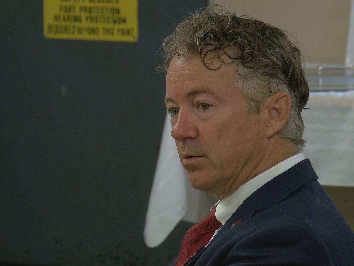 GOP Sen. Rand Paul blocks bill to boost 9/11 victims fund