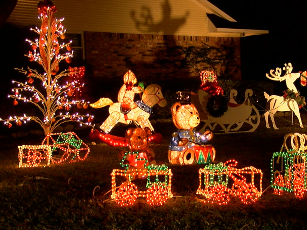 Light up your neighbors: City of Lufkin brings back community-wide decorating contest