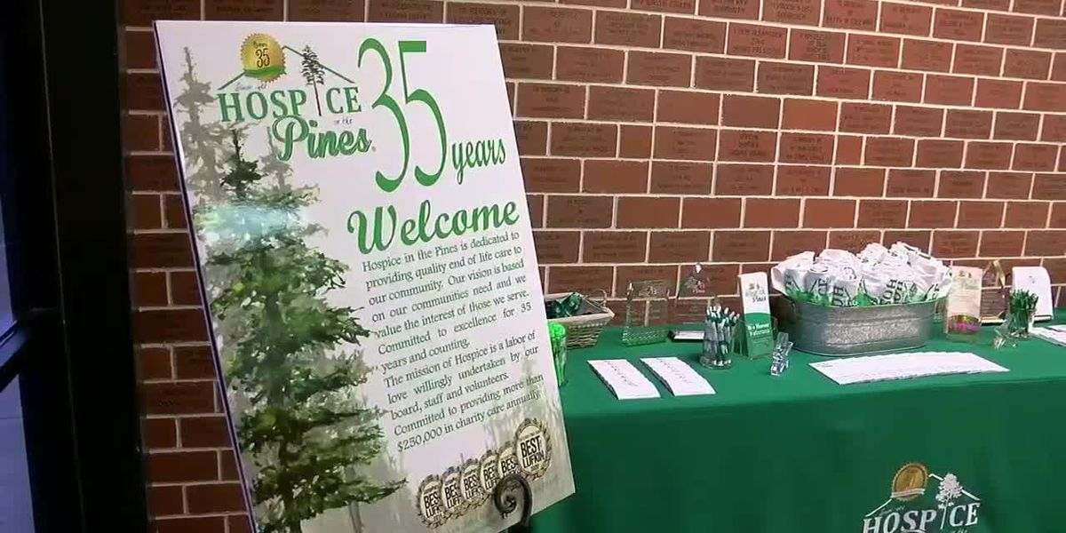 Hospice in the Pines 35th anniversary -KTRE