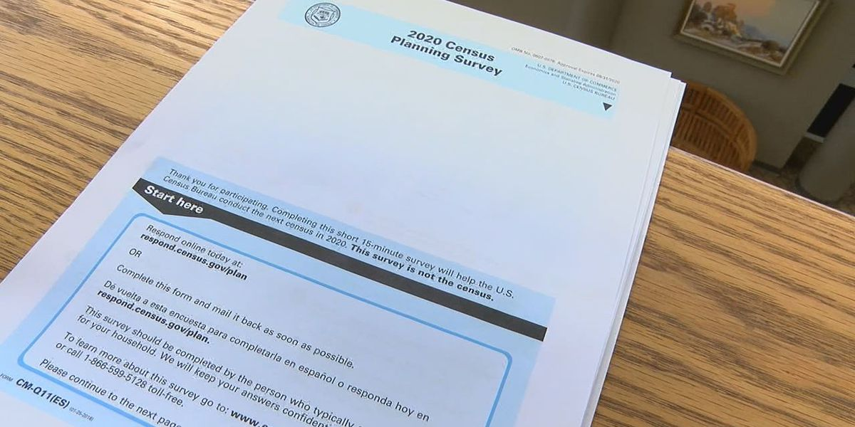 Lufkin city leaders prepare for Census 2020