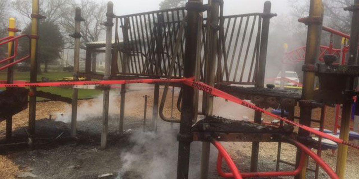 City of Corrigan raises reward for info on suspicious park fire to $3K