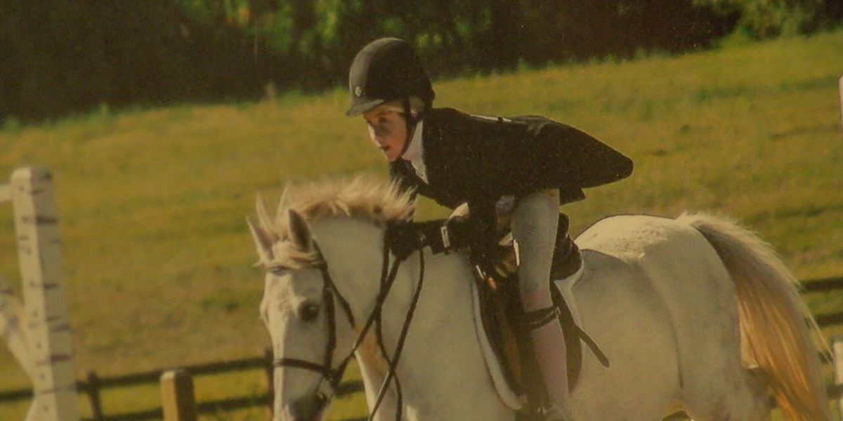 Lufkin equestrian competitor heading to nationals