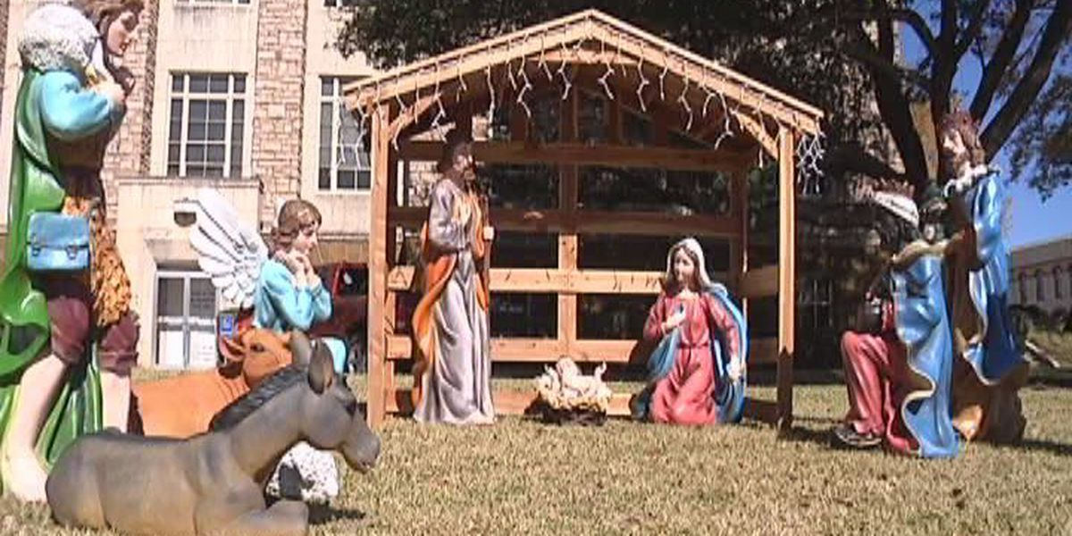 Battle brewing over Cherokee Co. nativity scene