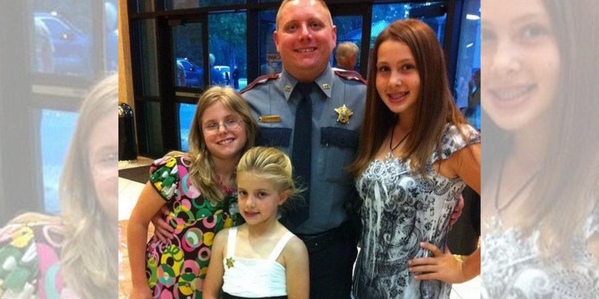 Jasper County Chief Deputy Glenn Blank dies
