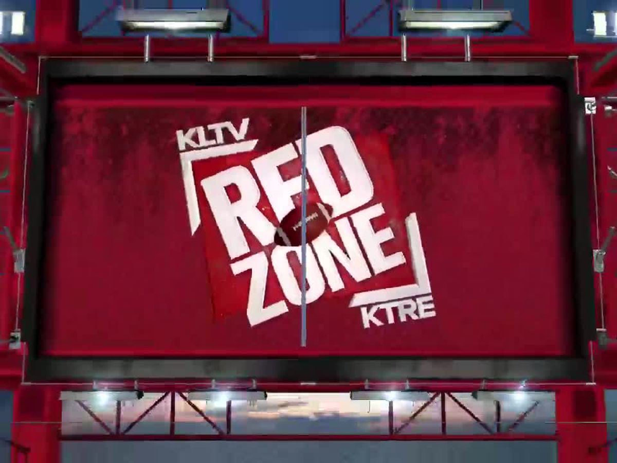 Red Zone Week 10 schedule