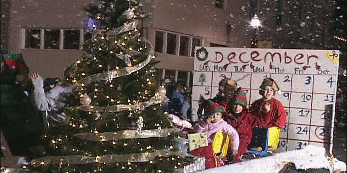 Main Street Lufkin Lighted Christmas Parade set for tonight