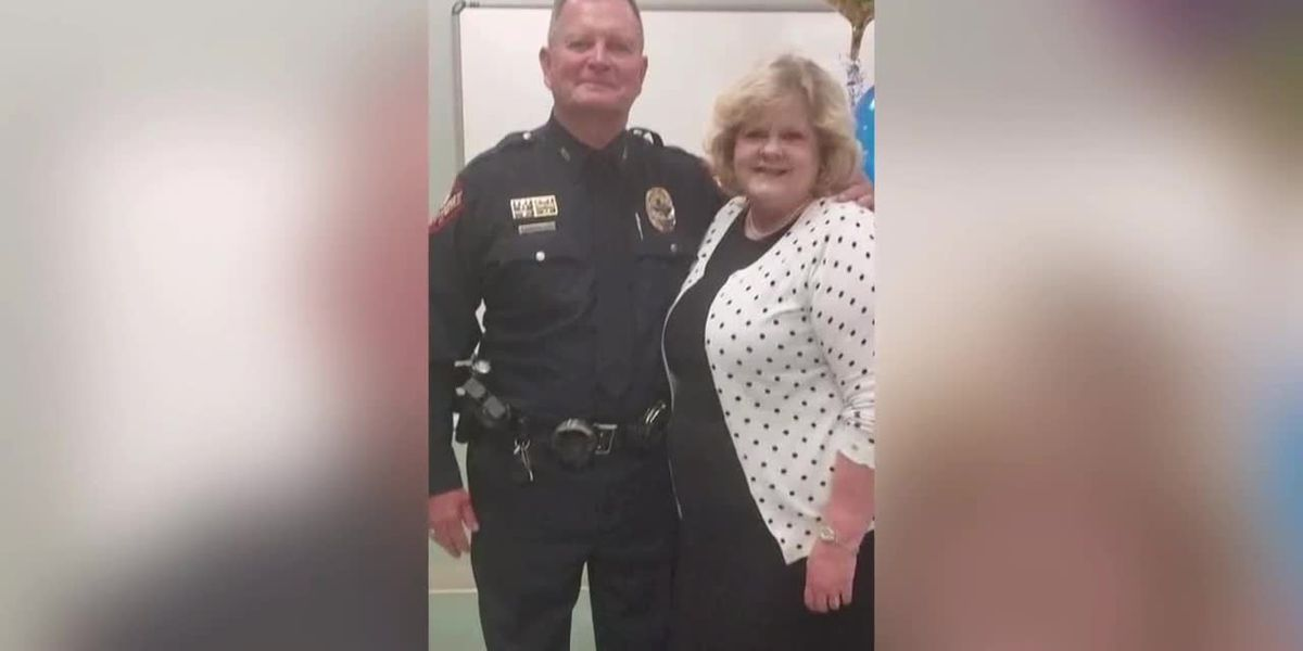 Nacogdoches rallies around officer, wife with cancer