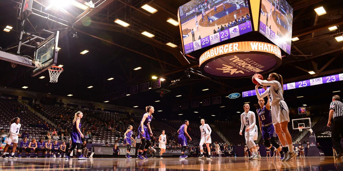 SFA men and women pick up key wins over ACU
