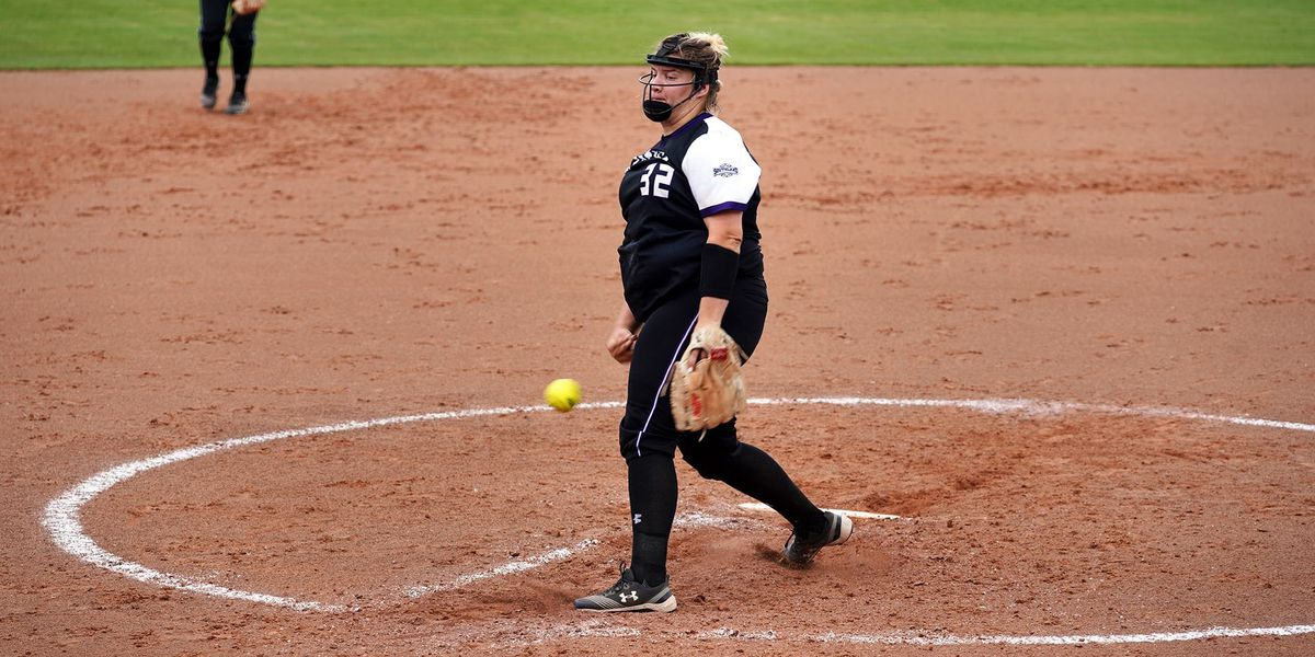 Kriesel's 19 Strikeouts in No-Hitter Propel SFA to Pair of Season Opening Victories on Friday