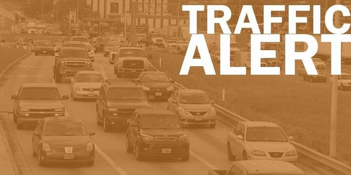 TxDOT: Wreck in Polk County work zone between van, 18-wheeler slowing traffic