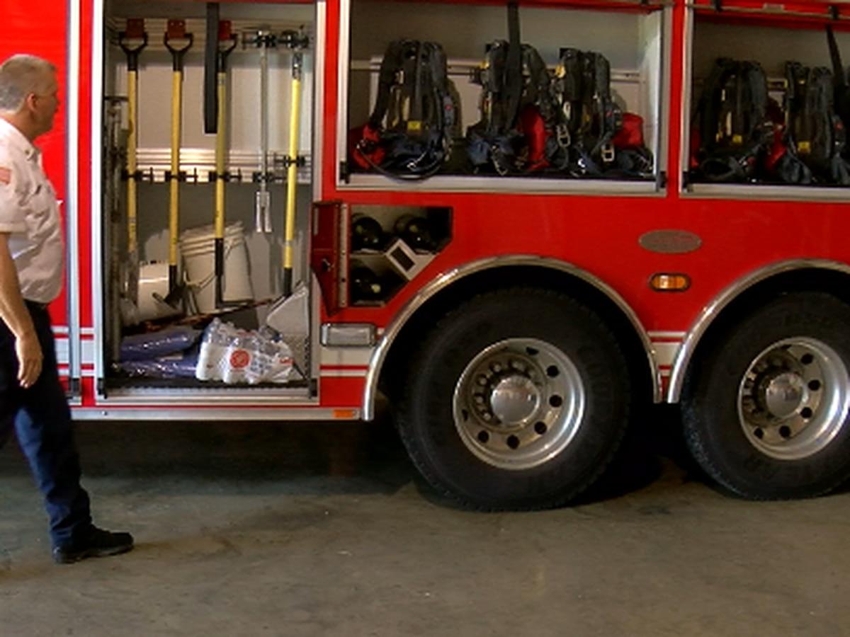 East Texas volunteer firefighters weigh in on national drop in volunteers