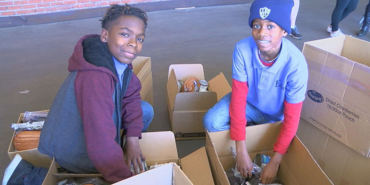 Lufkin volunteers deliver more than 2,000 Thanksgiving meals to less fortunate