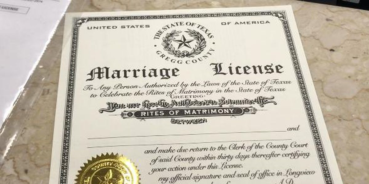 The Next Normal: Getting a marriage license during the COVID-19 pandemic