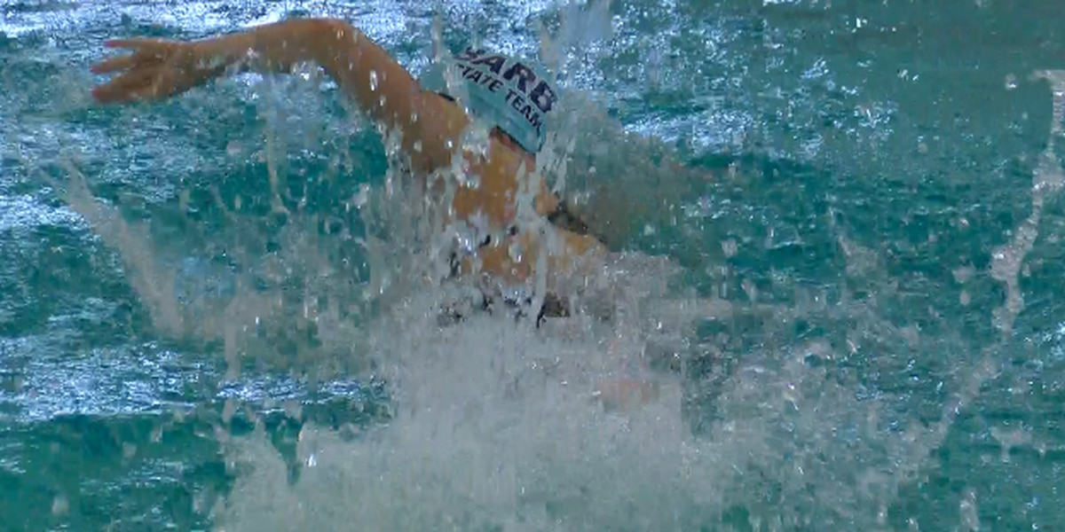 UIL swim regionals get under way Friday