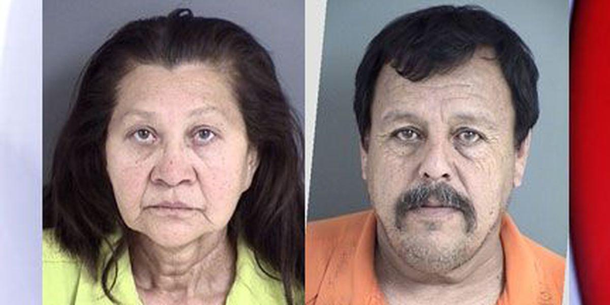 Angelina County affidavit: Man and woman sold felony amounts of weed, coke
