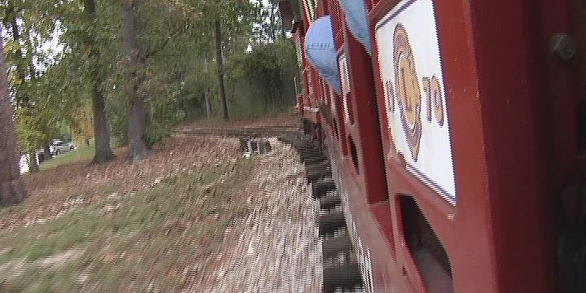 Lufkin's Z & OO railroad opens back up with new track