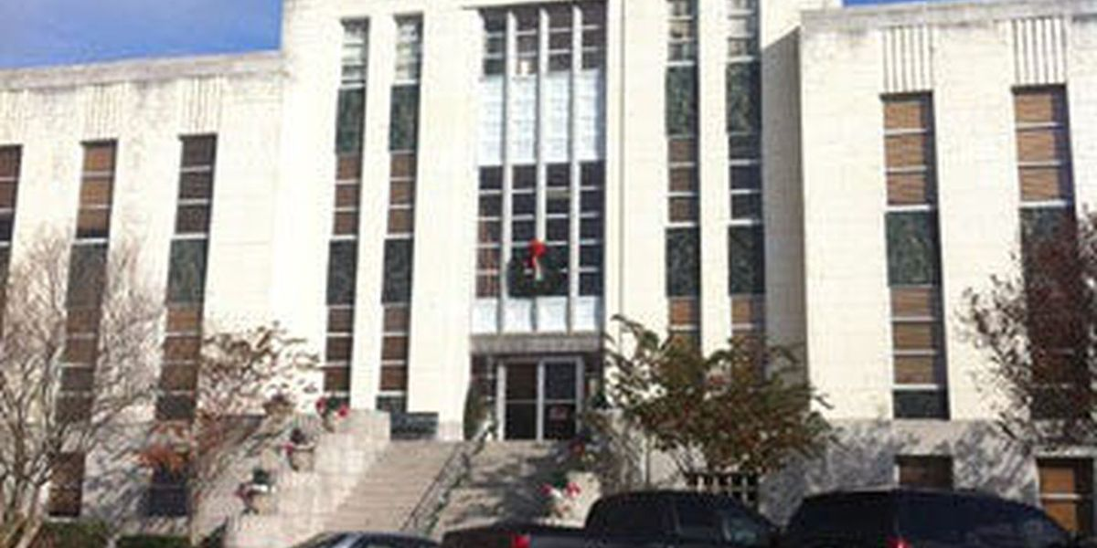 No devices found after threat received at Houston County Courthouse