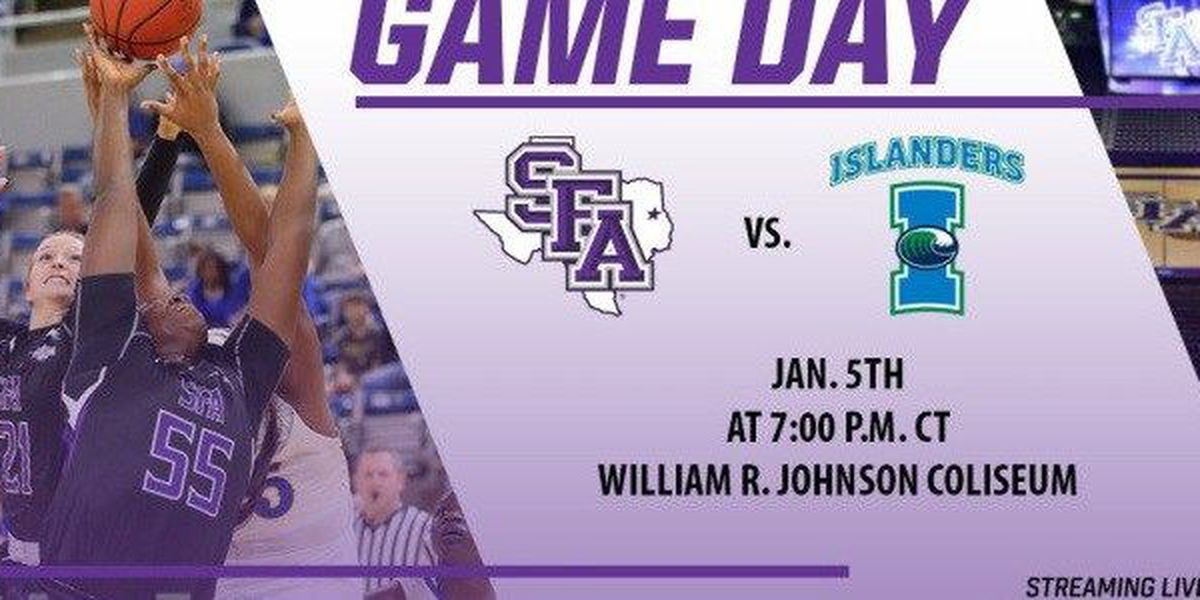 Ladyjacks host Texas A&M Corpus Christi Thursday night