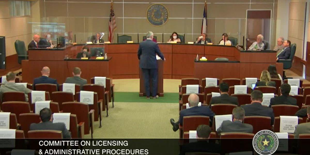 WATCH: House committee hears testimony on Schaefer plumbing bill