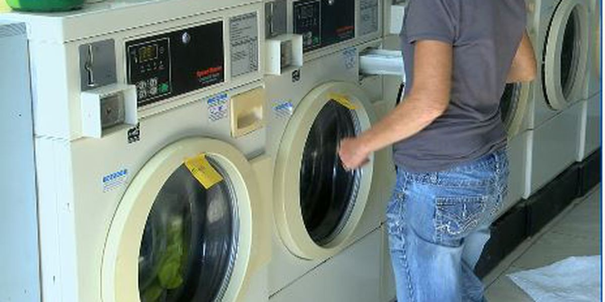 East Texas laundromat helps lighten the load for utility crews working to restore power
