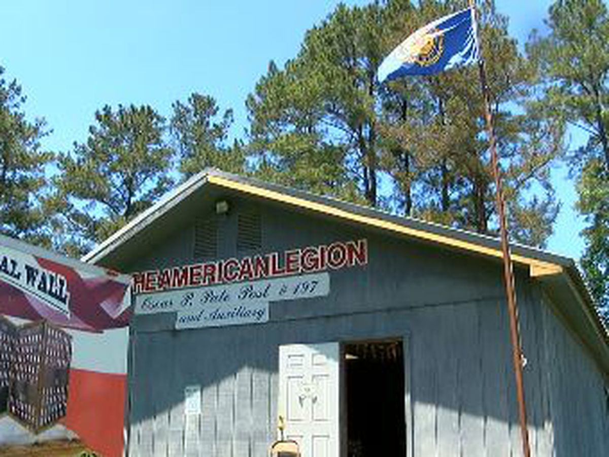 Hemphill American Legion Post reopens Saturday