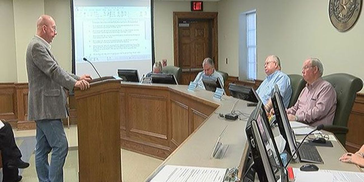 New open carry law not going to affect Nacogdoches Co. courthouse weapons ban
