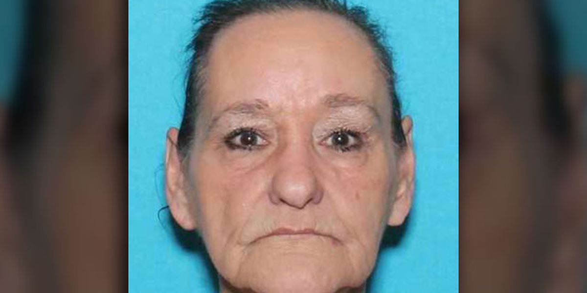 WEBXTRA: Search resumes for missing 67-year-old Nacogdoches County woman