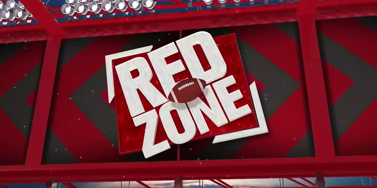 Red Zone Week 12 scores