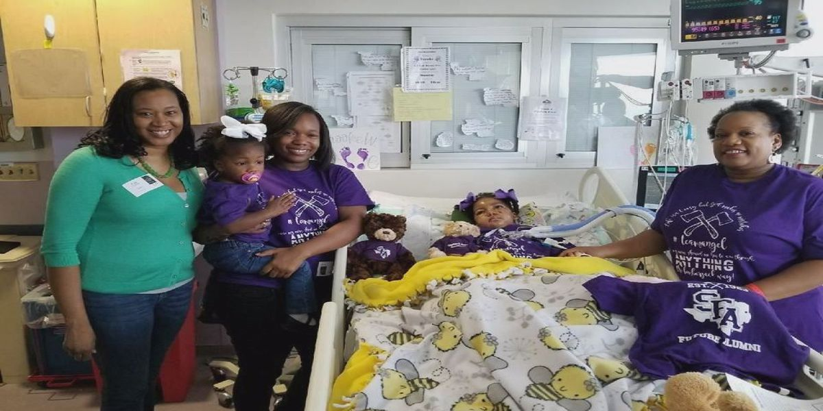 SFA goes to special efforts to see student with sick child receives class ring