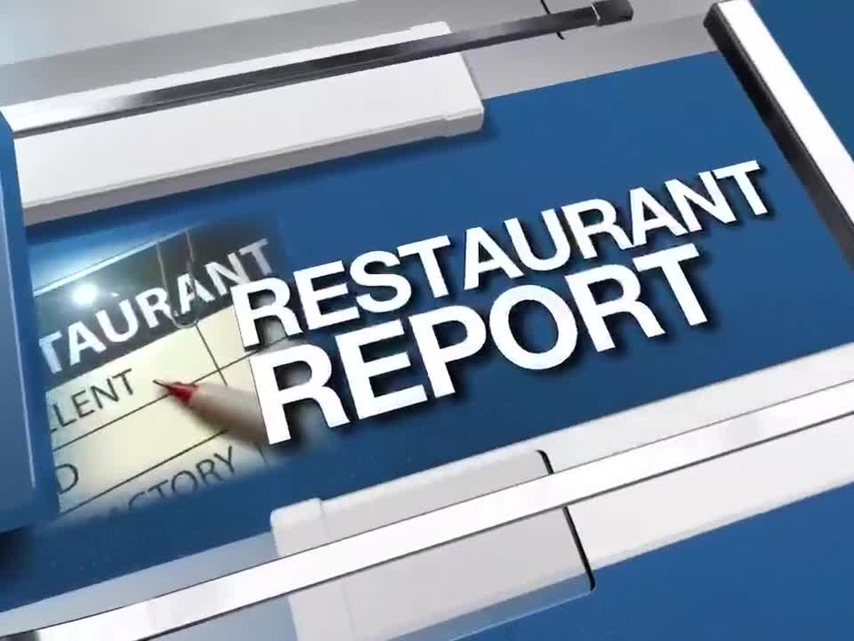 Restaurant Report - Angelina County - 02/28/20